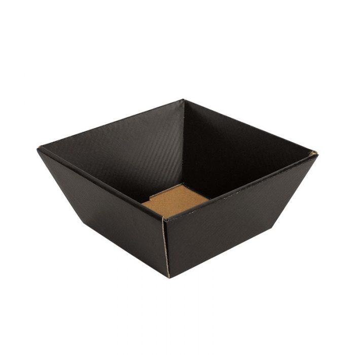Lille gavekurv / gavebakker i sort