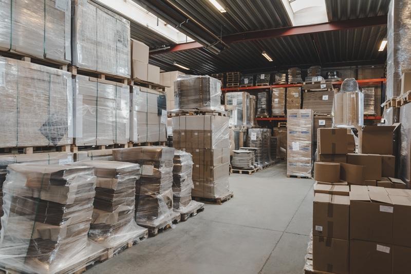 Newsale Emballage lager i Ølholm